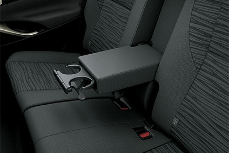 Bàn gập sau lưng ghế